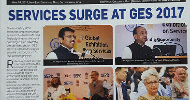 Services Surge At GES 2017