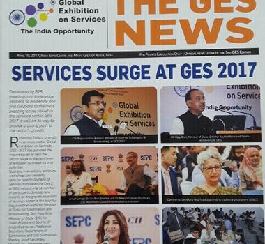 Services Surge At GES 2017